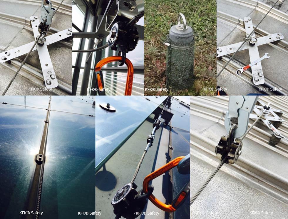 safety-pruefungen-wartung-montage-von-sekuranten-anschlagpunkten-seilsystemen-steigleitern-auffanggurte-attika-gelaender-and-ropes-latchway